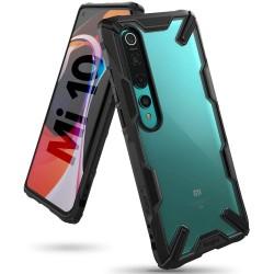 Чехол Ringke Fusion X для Xiaomi Mi / Xiaomi Mi10 Pro BLACK (RCX4852)