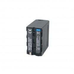 Аккумулятор Extradigital для Sony NP-F980D, 8800 mAh (BDS2703)