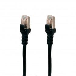Кабель  Extradigital Cat6a FTP CCA Patch Cord 1m