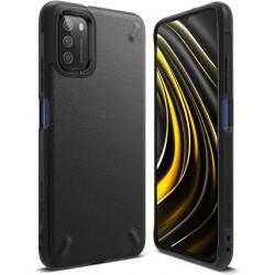 Чехол Ringke Onyx для Xiaomi Poco M3 Black (RCX4903)