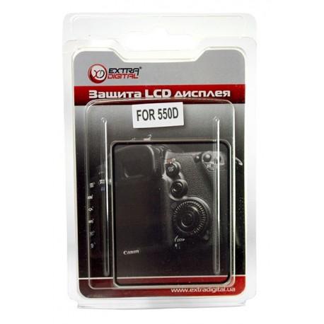 Защита экрана Extradigital Canon 550D