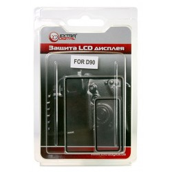 Защита экрана Extradigital Nikon D90 (Twin)
