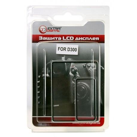 Защита экрана Extradigital Nikon D300 (Twin)