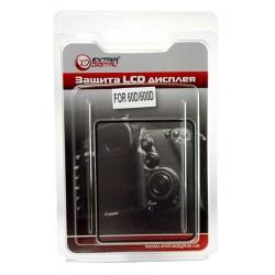 Защита экрана Extradigital Canon 60D/600D