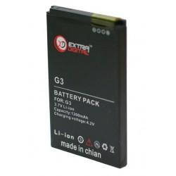 Аккумулятор для HTC G3 (1200 mAh) - BMH6209