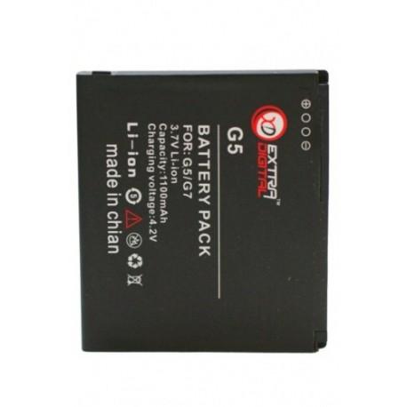 Аккумулятор для HTC G5, 1100 mAh (BMH6210)