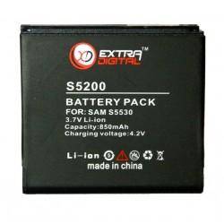Аккумулятор для Samsung GT-S5200 (850 mAh) - DV00DV6129