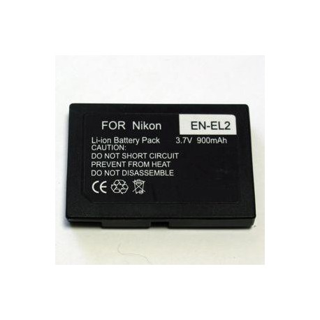 Аккумулятор Nikon EN-EL2