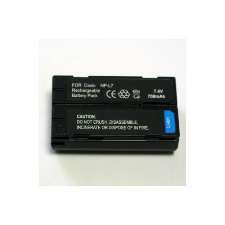 Аккумулятор Casio NP-L7