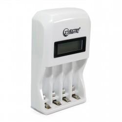 Зарядное устройство AA/AAA Extradigital BC180 + 4 AA 2500 mAh Extradigital