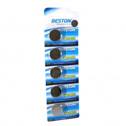 Батарейка Beston CR-2032 225mAh Lithium, 5шт