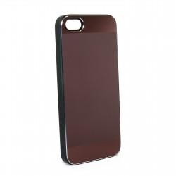 Чехол JCPAL Aluminium дляApple iPhone 5, 5s, SE (Matte touch-Brown)