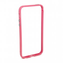 Бампер JCPAL Colorful 3 in 1 для Apple iPhone 5, 5s, SE (Set-Pink)