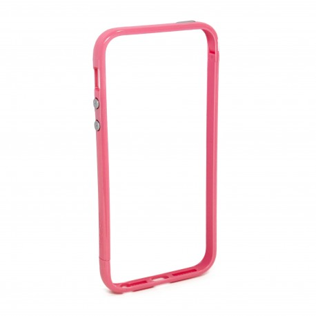 Бампер JCPAL Colorful 3 in 1 для iPhone 5S/5 Set-Pink
