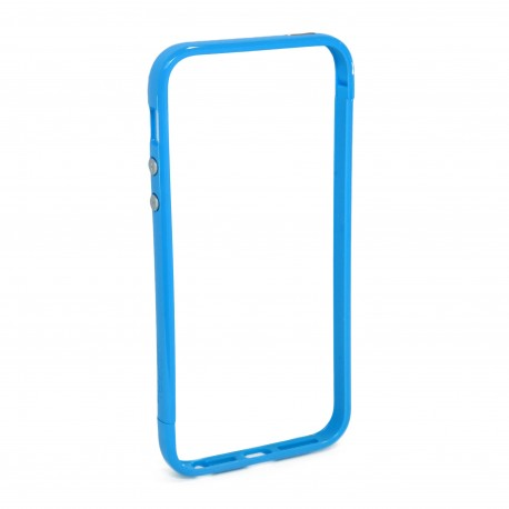 Бампер JCPAL Colorful 3 in 1 для iPhone 5S/5 Set-Blue