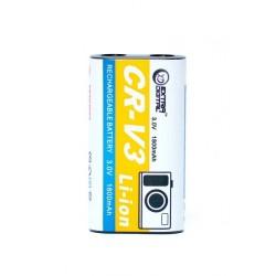 Аккумулятор Olympus LI-O1B, Kodak CRV3
