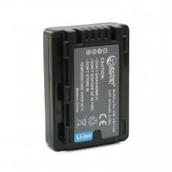 Аккумулятор Extradigital для Panasonic VW-VBY100, Li-ion, 970 mAh (BDP1313)