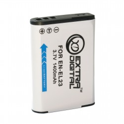 Аккумулятор Extradigital для Nikon EN-EL23