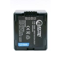 Аккумулятор Panasonic VBD210, CGA-DU21