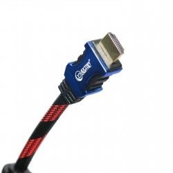 Extradigital HDMI to HDMI, 7m, v1.4b, 30 AWG, Gold, Nylon, 2xFerrites