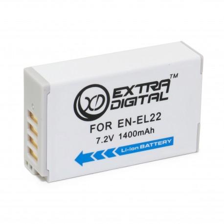 Аккумулятор для Nikon EN-EL22 (1400 mAh) - BDN2683