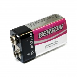 Аккумулятор Beston CR-9V 800mAh Li-ion