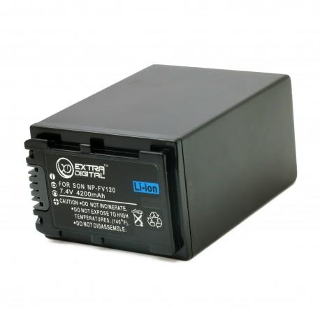 Аккумулятор для Sony NP-FV100, Li-ion, 4200 mAh