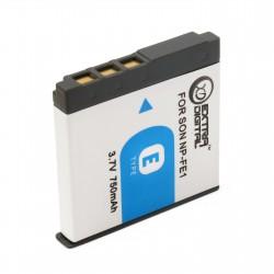 Аккумулятор для Sony NP-FE1, Li-ion, 750 mAh