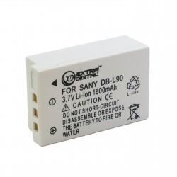 Аккумулятор для Sanyo DB-L90, Li-ion, 1800 mAh