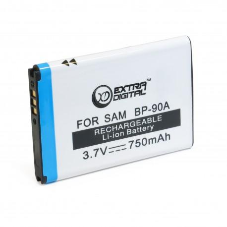 Аккумулятор для Samsung BP90A, Li-ion, 750 mAh