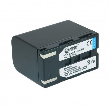 Аккумулятор для Samsung SB-LSM320, Li-ion, 3200 mAh