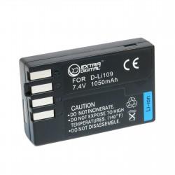 Аккумулятор для Pentax D-Li109, Li-ion, 1050 mAh (BDP2598)