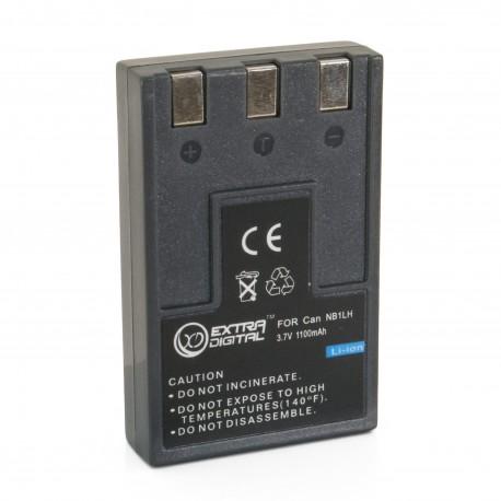 Аккумулятор для Canon NB-1LH, Li-ion, 1100 mAh (BDC2435)