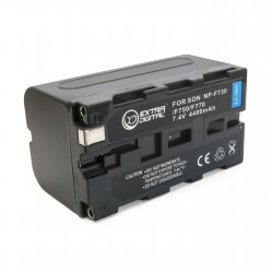Аккумулятор для Sony NP-F730, Li-ion, 4400 mAh (BDS2650)