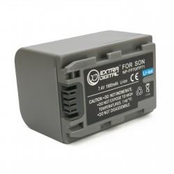 Аккумулятор для Sony NP-FP70, Li-ion, 1800 mAh (BDS2668)