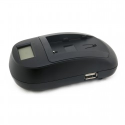 Зарядное устройство Extradigital DC-500 для Sony NP-FP, NP-FH, NP-FV серий