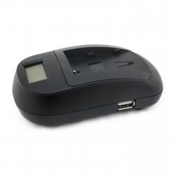 Зарядное устройство Extradigital DC-500 для Samsung BP-1030
