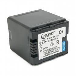 Аккумулятор для Panasonic VW-VBN260, Li-ion, 2100 mAh (BDP2594)