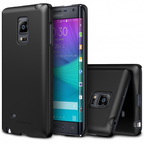 Чехол Ringke Slim для Samsung Galaxy Note 4 Edge (SF Black)