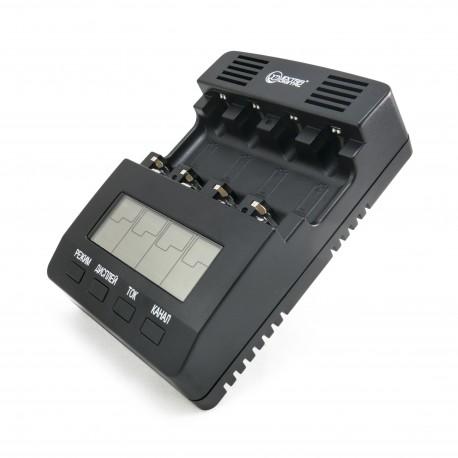 Зарядное устройство Extradigital BM210 + 4шт AA 2800 mAh