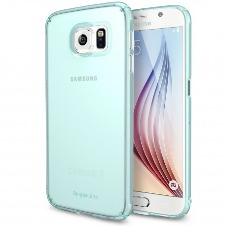 Чехол Ringke Slim для Samsung Galaxy S6 (Frost Mint)
