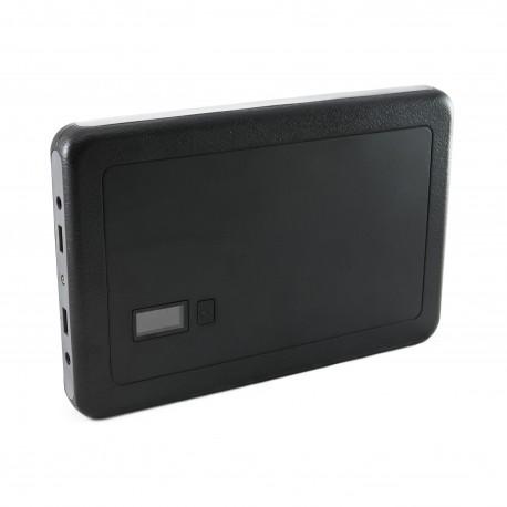 Мобильный аккумулятор Extradigital ED-6SL Black (30 000 mAh)
