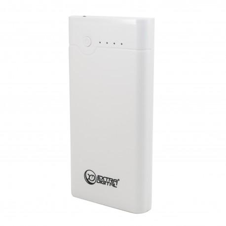 Мобильный аккумулятор Extradigital YN-010 White (20 000 mAh)