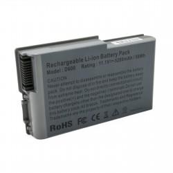 Аккумулятор для ноутбуков Dell Latitude D600, Li-ion, 5200mAh