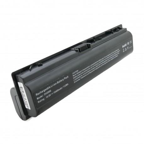 Аккумулятор для ноутбуков HP Pavilion dv2000 (HSTNN-Q33C) 10400 mAh