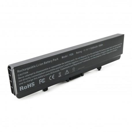 Аккумулятор для ноутбуков Dell Inspiron 1526, 5200 mAh