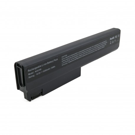 Аккумулятор для ноутбуков HP Business Notebook NC6100 (HSTNN-XB18) 5200 mAh