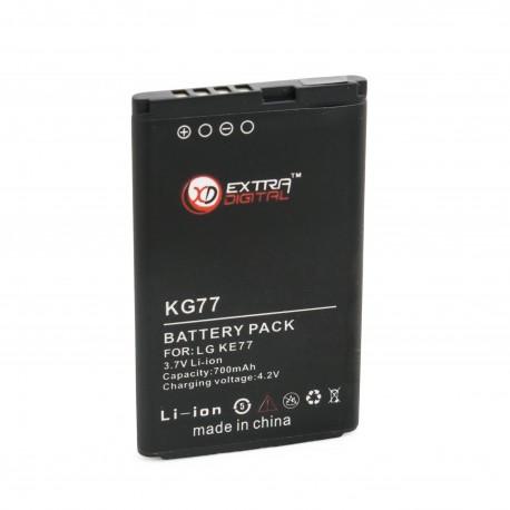 Аккумулятор для LG KG77 (700 mAh)