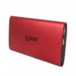 Мобильный аккумулятор Extradigital YN-034L Red (10 000 mAh)