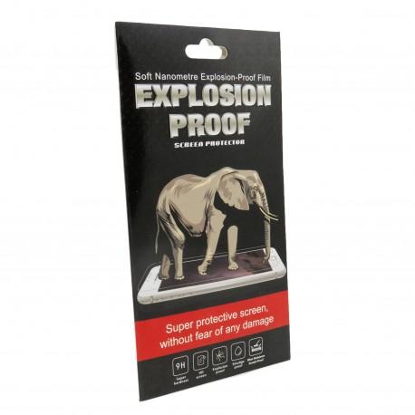 Защитная пленка Extradigital для Sony Xperia Z1 Compact (nano anti-shock)